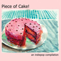 Compilation BPC001 Piece Of Cake—An Indiepop Compilation