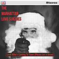 The Manhattan Love Suicides SNOW13UK Snowflakes Christmas Singles Club [UK]