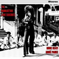 The Manhattan Love Suicides SQRL40 More Heat! More Panic! - Limited Red Vinyl