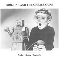 Split SQRL42 Girl One And The Grease Guns / Jen Schande